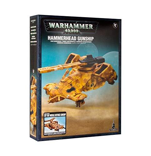 Warhammer 40,000 - Tau Tau Empire Hammerhead Gunship / Sky Ray by