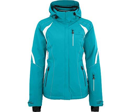 Bergson Damen Skijacke SNOWTASTIC, Bluebird [385], 46 - Damen