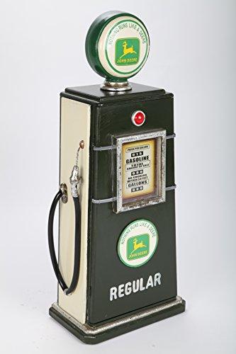 point home - Armadio di design con colonna, stile retrò, verde scuro, 81 cm