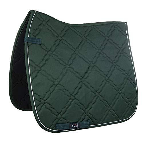HKM Bologna - Mantilla para caballo, color verde