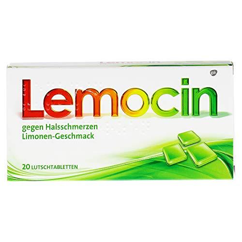 Lemocin Lutschtabletten, 20 St. Tabletten
