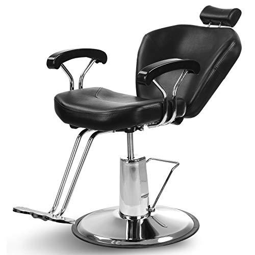 Artist Hand Hydraulic Reclining Barber Chair