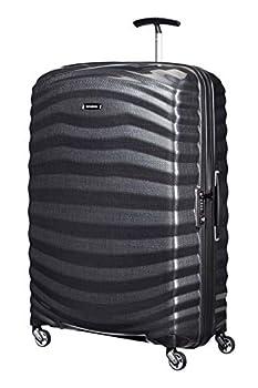 Samsonite Lite-Shock - Spinner XL Valise, 81 cm, 124 L, Noir (Black)