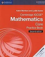 Cambridge IGCSE® Mathematics Core Practice Book (Cambridge International IGCSE)