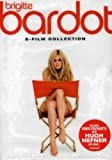 Brigitte Bardot Five-Film Collection (Naughty Girl / Love on a Pillow / The Vixen / Come Dance with Me / Two Weeks in September)