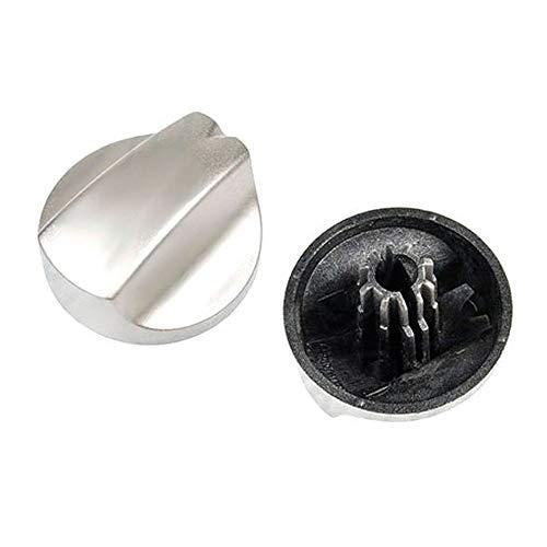 ELECTROTODO Mando temporizador Metalizado Microondas Teka 89830126