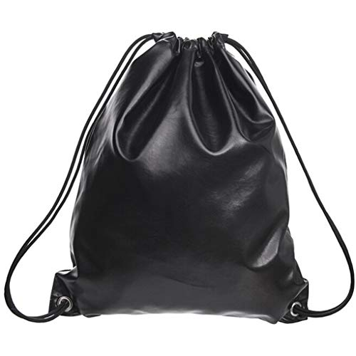 DDKK bags April Sales Waterproof Crossbody Sling Bag Leather Chest Bag-Multifunction Tactical Messenger Bag Military Briefcase for Laptop/Camera/Tablet-Unisex Fashion Pure Color Shoulder Bag