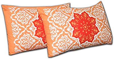 UniqChoice 144TC Rajasthani Prints Bedsheet for Double Bed Cotton Exclusive Jaipur Prints Bedsheets