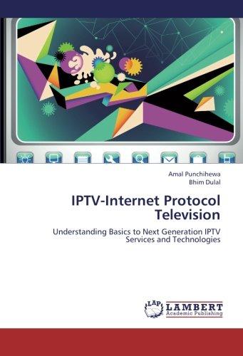 Iptv-Internet Protocol Television