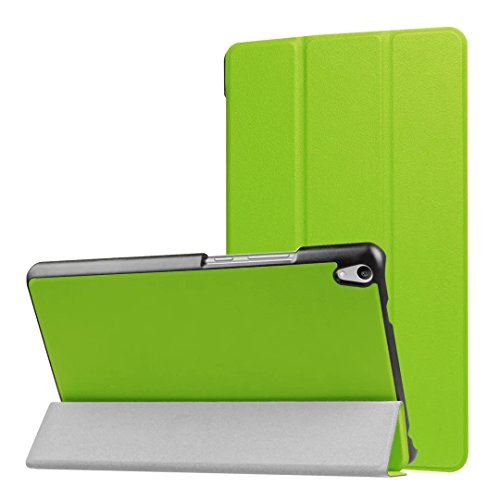 Tab3 8 Plus - Funda ultrafina y ligera para tablet Lenovo Yoga Tab 3 8 Plus TB-8703 (verde)