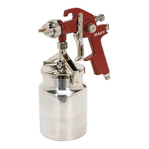 Sealey hvlp740HVLP pistola spray alimentada succión