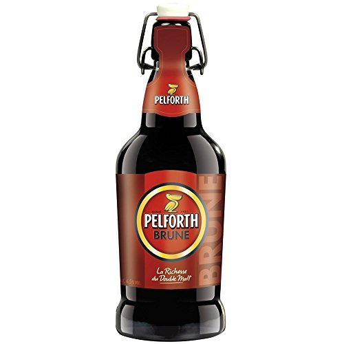 Pelforth marrone 6.5 ° 65 cl 6 x 65 cl