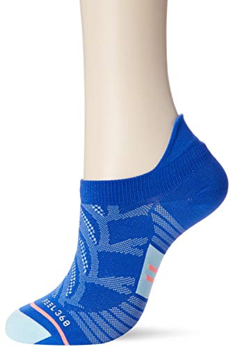 Stance - Calcetines Uncommon Lite, ligeros, para correr, para mujer - Azul - M