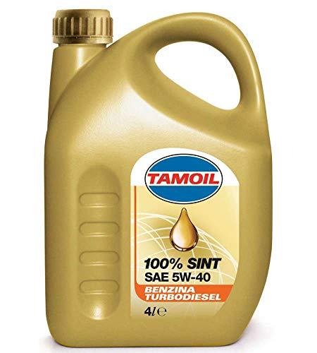 TAMOIL Olio Sintetico Per Motori A Benzina E Turbodies