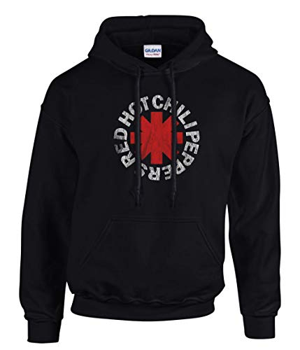 RED HOT Chili Peppers – Rock Kapuzenpullover Hoodie -3267 – SW (m)