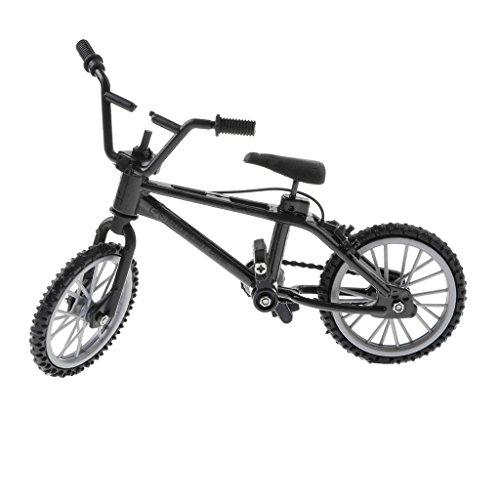 1/24スケールの自転車玩具 フィンガーバイク模型 コレクション おもちゃ 子供 誕生日 プレゼント