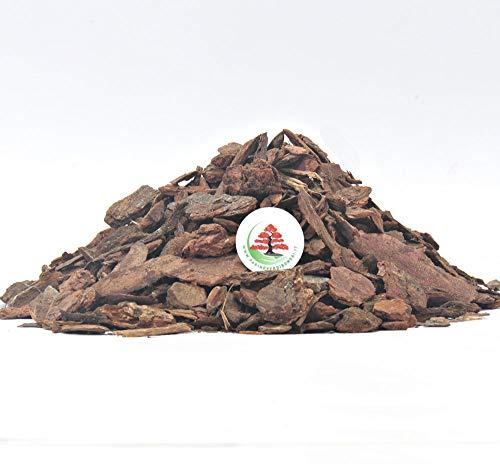 Pagineverdibonsai Bark - Substrato per Orchidee (Pezzatura Grande - cm. 3-5) - lt. 12