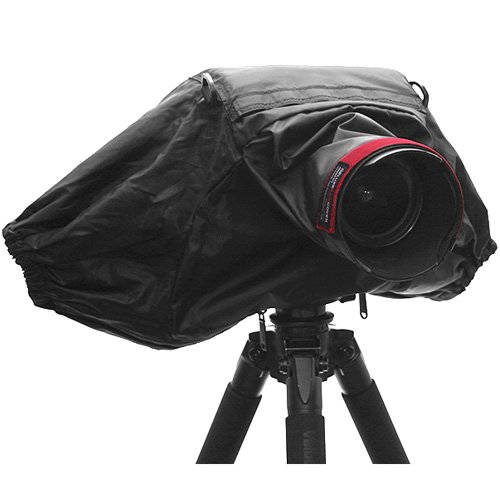 Matin Dslr Camera 300mm Long Lens Deluxe Rain Cover Pouch Professional Bag Black