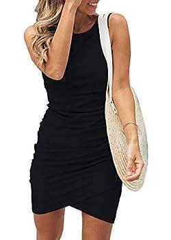 sleeveless dress for women
