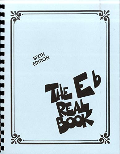 The Real Book: Volume 1 - E Flat Edition (Real Books (Hal Leonard)): Eb Edition