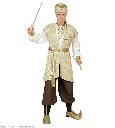 WIDMANN wid90391?Disfraz para adulto Prince of Persia, multicolor, S