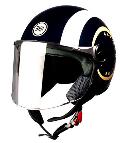 BHR 93802 Demi-Jet Cool B 710 Casco de Moto, Talla 55/56 (S)