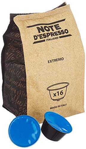 Note D'Espresso - Kapselmaschinen - ausschließlich Kompatibel mit Nescafé*- Extremo - 7g x 96