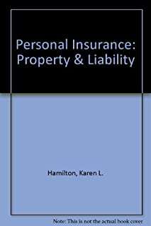 Personal Insurance: Property & Liability