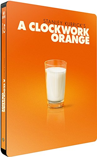 Orange mécanique [Francia] [Blu-ray]