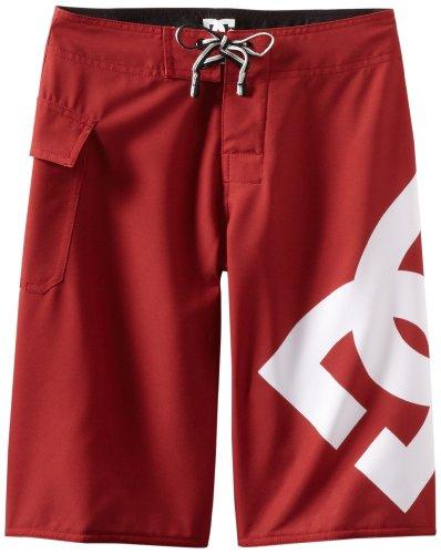 DC Shoes Jungen Boardshort Lanai ESS 4 Short, deep red, 25