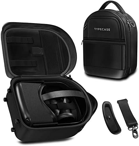 Oculus Quest Case All in one Carrying Case for Oculus Quest 2 VR Gaming Headsets and Controllers product image