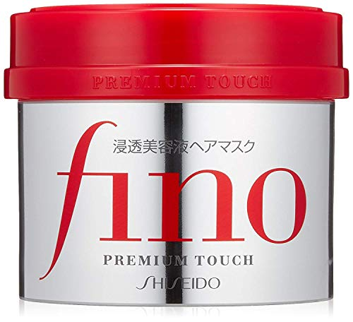 Shiseido Japan Fino Premium Touch Hair Treatment Mask (230g/7.7 Fl.oz)