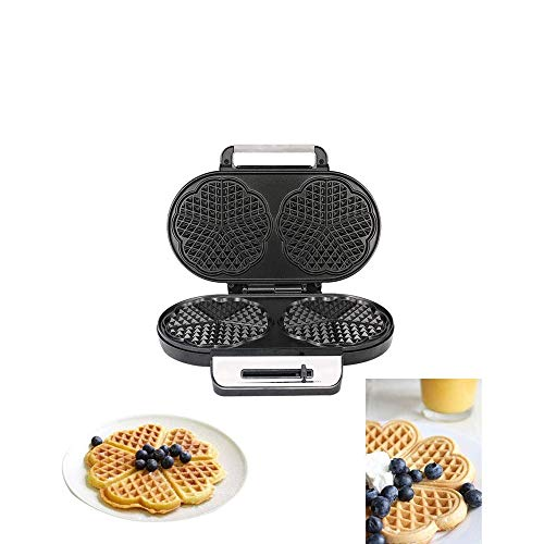 Best Prices! DWLXSH Waffle Maker with Removable Plates,Sandwich Maker,Toaster and 3-in-1 Detachable ...