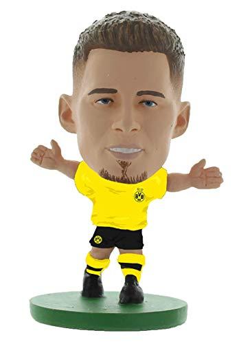 SoccerStarz Borussia Dortmund Thorgan Hazard (Classic Kit) /Figures