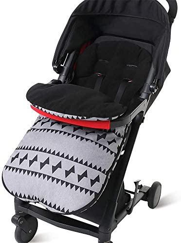 Dreamsoule Winter Universal Windproof Infant Baby Stroller Sleeping Bag Footmuff Car Seat Bunting product image
