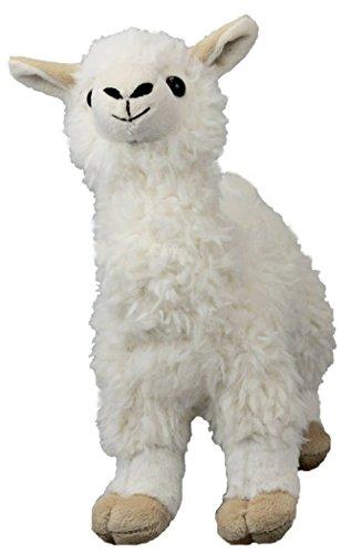 Inware 9202 Lama - Peluche de llama (24 cm), color crema