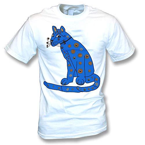 Abba Blue Cat T-shirt as worn by Agnetha