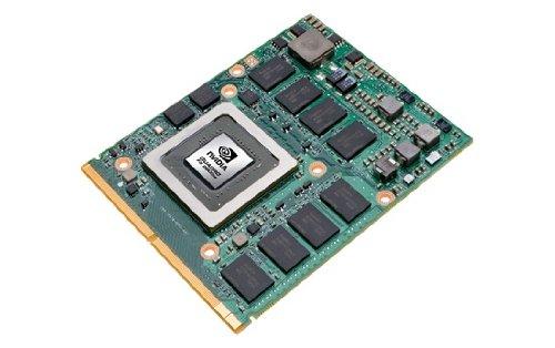 nVidia Quadro FX 2800M Mobile Graphics Card