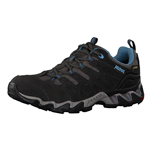 Meindl Schuhe Portland Lady GTX - grau/Petrol