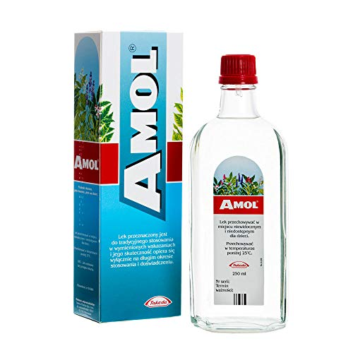 Amol 250ml Multi Purpose Tonic, Herbal, Internal and External Use Traditional Trust Quality by TRUSTSHOP