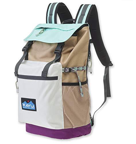 KAVU Timaru Backpack Travel Bag - Spring Glacier
