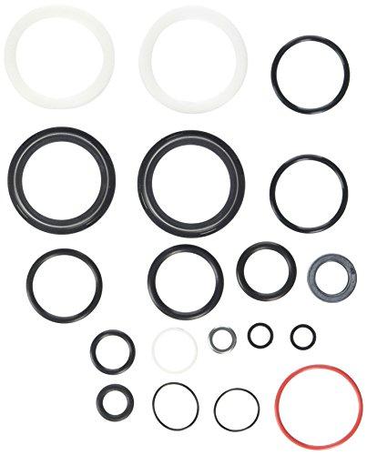 RockShox Dichtung Service Kit Basic Pike Dual Position Air A1 Gabeln, schwarz, Standard