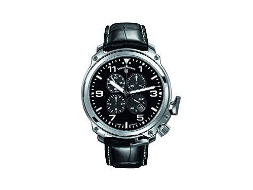 Junghans Erhard J. Aerious Chronoscope Automatik Uhr, J890, 028/4104.00