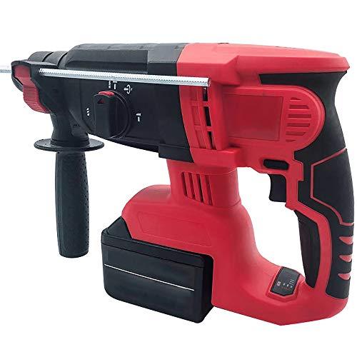 CNRGHS Elektro-Abbruchhammer Betonbrecher, 3-Fach Bohrhammer Hydraulikhammer 1, Der Hammer Bohrhammer Multifunktions-Lithium