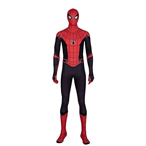 Lydia's Anime Vestiti Cosplay Spider-Man: Far from Home Costume Cosplay Stretta Stage Performance Vestito dal Vestito di Natale di Halloween di Fantasia per Adulti di Usura XS