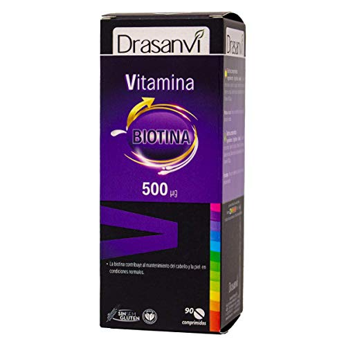 Drasanvi Vitamina H 500µg Biotina 90Comp Drasanvi 200 g