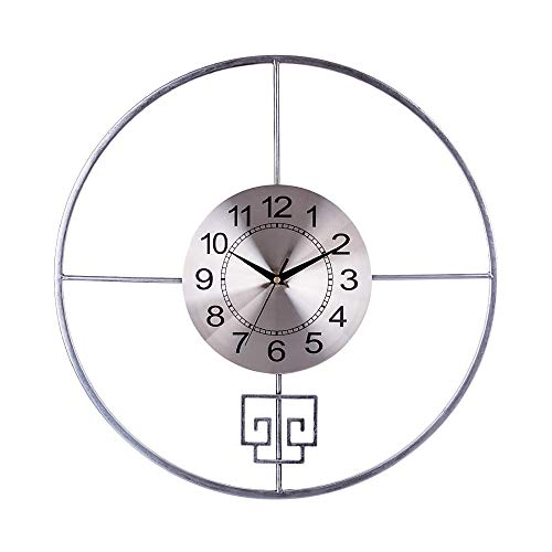 32.5cm X 20 Cmx 5.5 Ausomely Horloge Murale Cr/éative Chat Pendule Murale Chat Murale Silencieux Style Moderne Cr/éatif Simpleen Acrylique Avec Pendule Queue de Chat D/écoration Decor Wall Clock