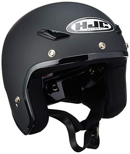 HJC Helmets - 0835-0135-05 CS-5N Helmet (Flat Black, Medium)