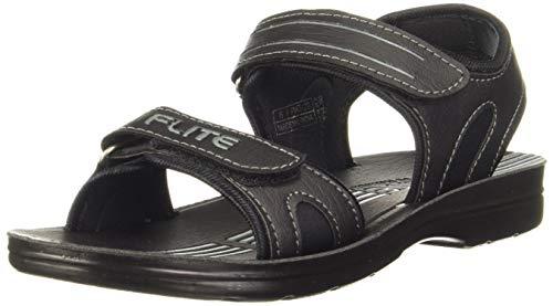 Sparx Women Black Grey Outdoor Sandals (PUGM20_GBKGY0006) - 6UK