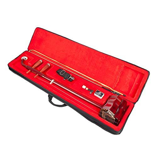 lahomia Chinesisches Erhu Professional Holzvioline Geige Musikinstrument Zubehör
